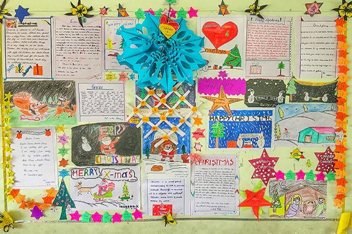 Viswabharathi Public School-Arts