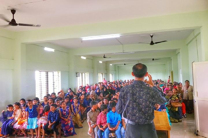 Viswabharathi Public School-Auditorium