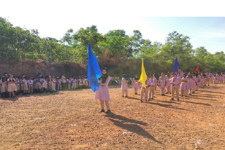 Viswabharathi Public School-Events