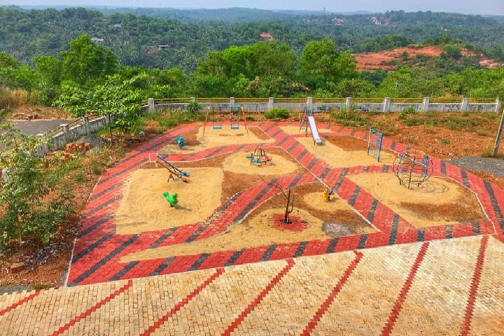 Viswabharathi Public School-Play Ground