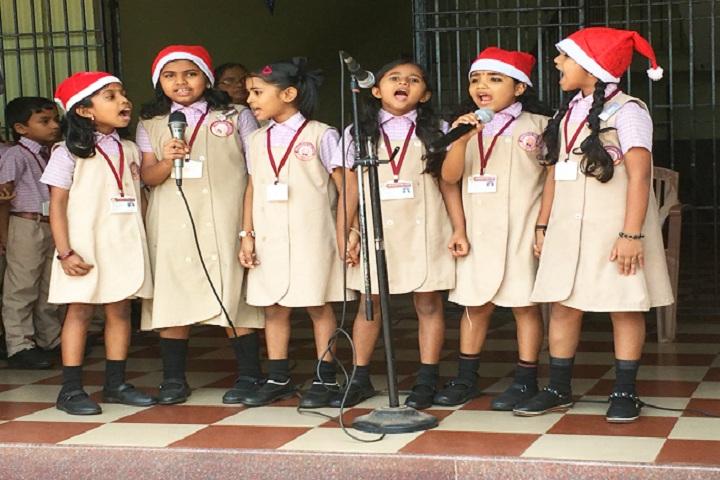 Viswabharathi Public School-Singing