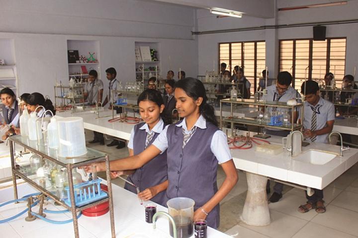 Viswadeepthi Public School-Chemistry Lab