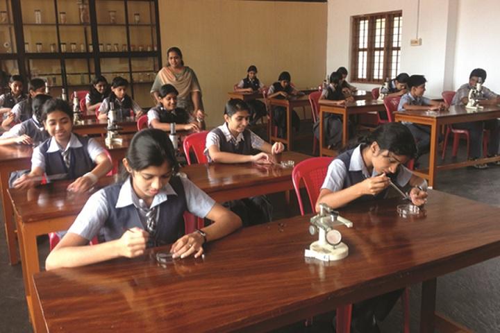Viswadeepthi Public School-Lab