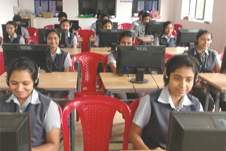 Viswadeepthi Public School-Language Lab