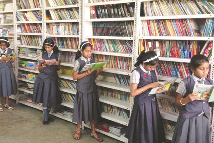 Viswadeepthi Public School-Library