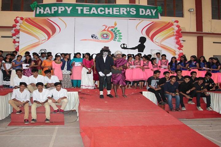 Viswadeepthi Public School-Teachers Day