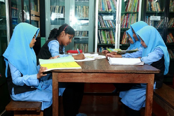 Wadi Rehma English School-Library