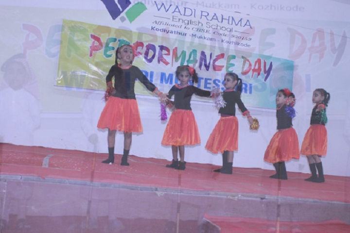 Wadi Rehma English School-Performance Day