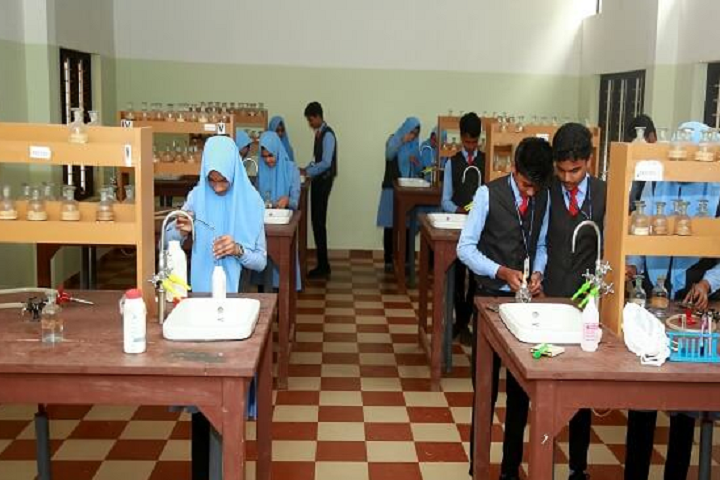Wadi Rehma English School-Science Lab