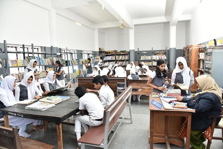 Wmo English Academy Orphanage English School-Library