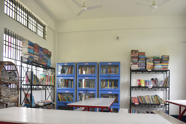 Temple Town Euro School-Library