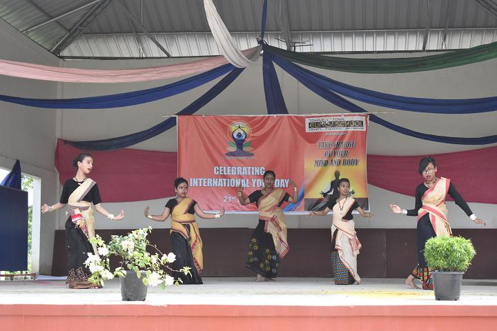 Temple Town Euro School-Dance