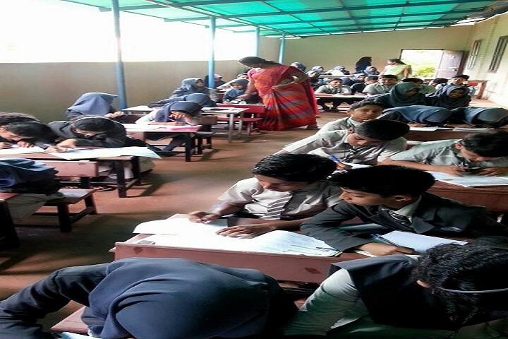 Wmo Green Mount School-Classroom
