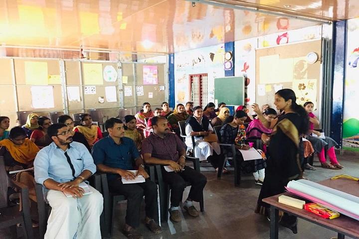 Wmo Green Mount School-Parents Meeting