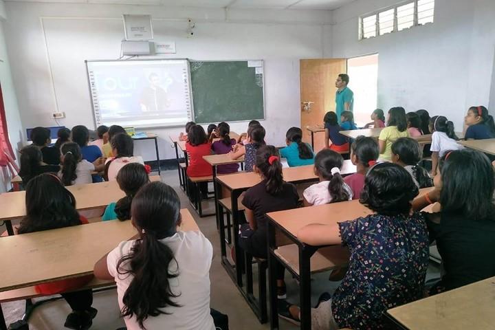 The East Indian School-Classroom