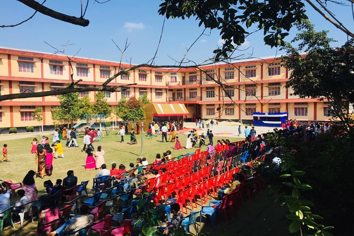 The East Indian School-College View