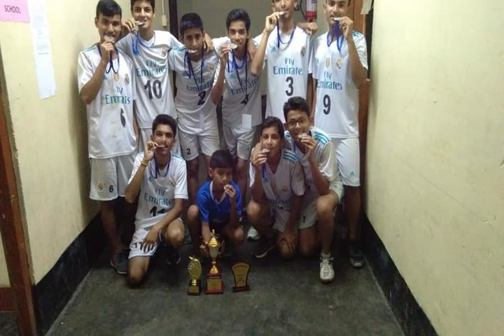 The East Indian School-Sports