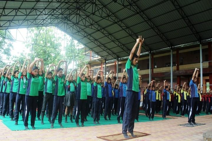 The East Indian School-Yoga