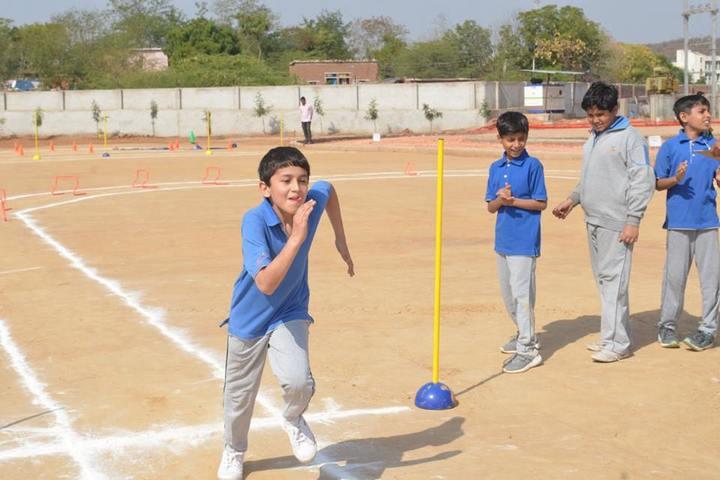 7I World School-Annual Sports Meet