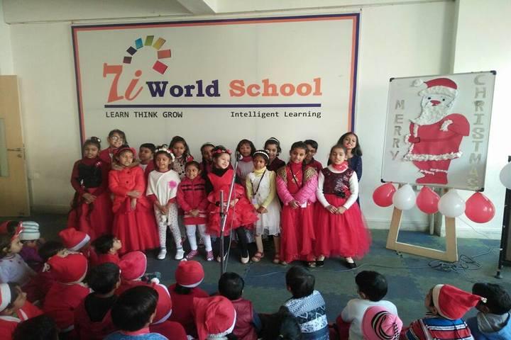 7I World School-Christmas Celebrations
