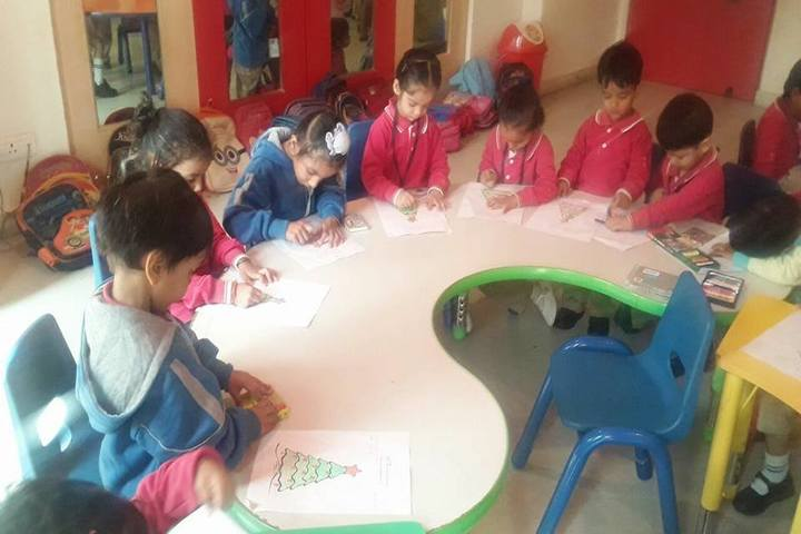 7I World School-Drawing Competition