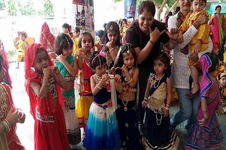 7I World School-Janmastami Celebrations