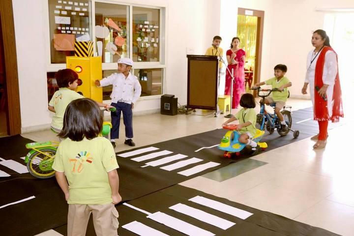 7I World School-Road Safety Awareness Programme