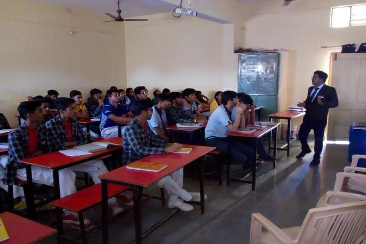 Aadharshila Academy-Classroom