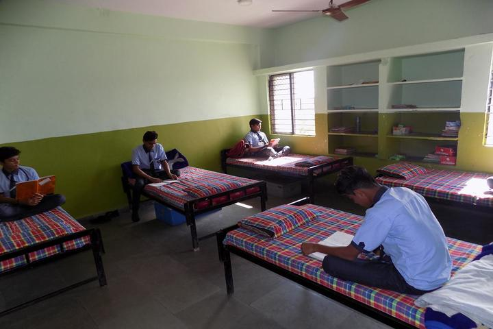 Aadharshila Academy-Hostel