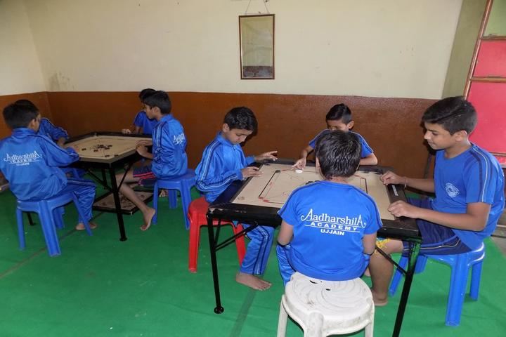 Aadharshila Academy-Indoor Games