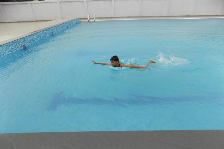Aadharshila Academy-Swimming Pool