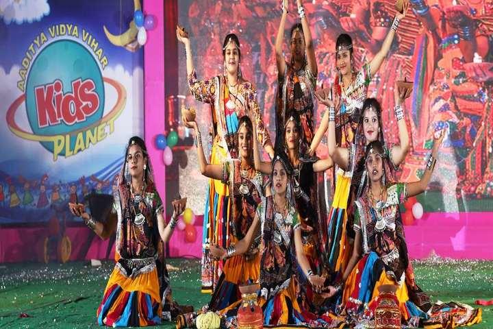 Aaditya Vidya Vihar-Cultural Fest