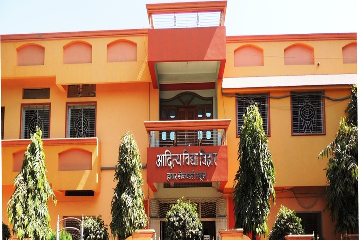Aaditya Vidya Vihar-School Building