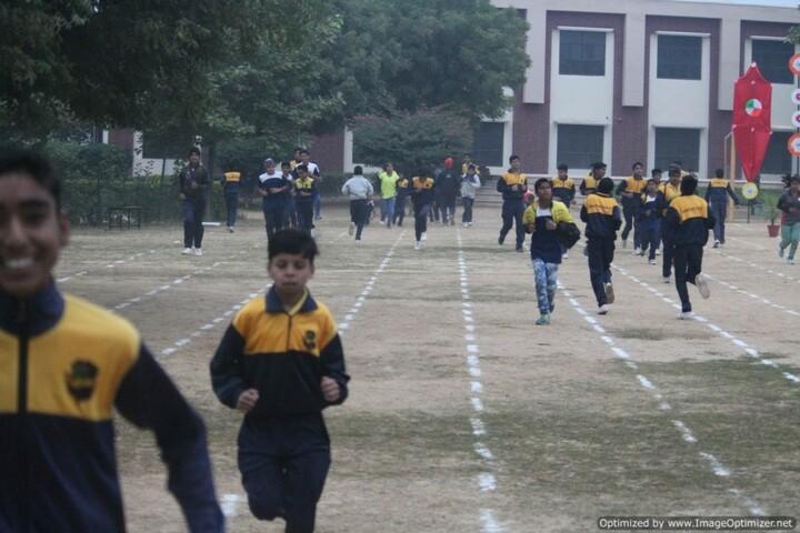 Aakar Public School-Sports