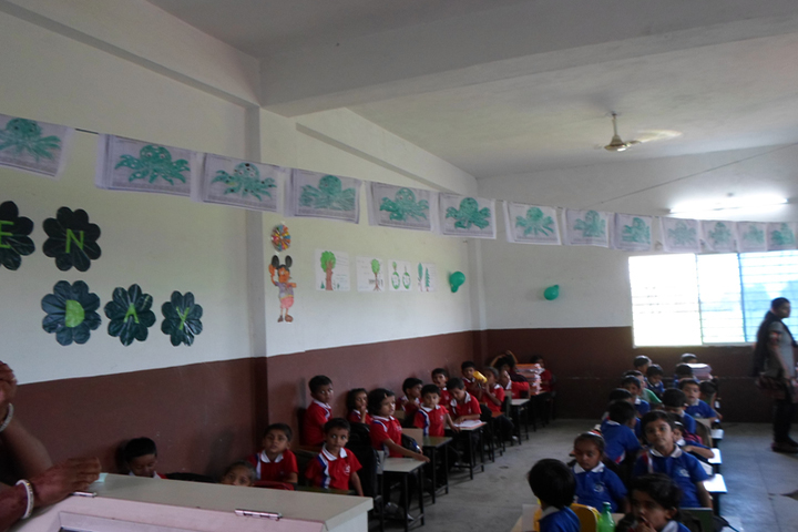 Aaradhya International School-Classroom