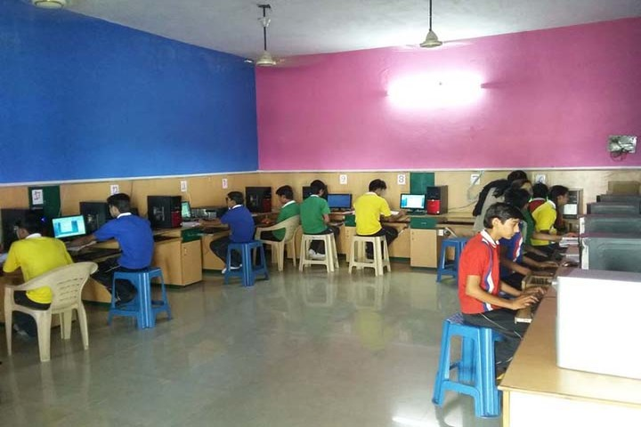Aaradhya International School-Computer Lab