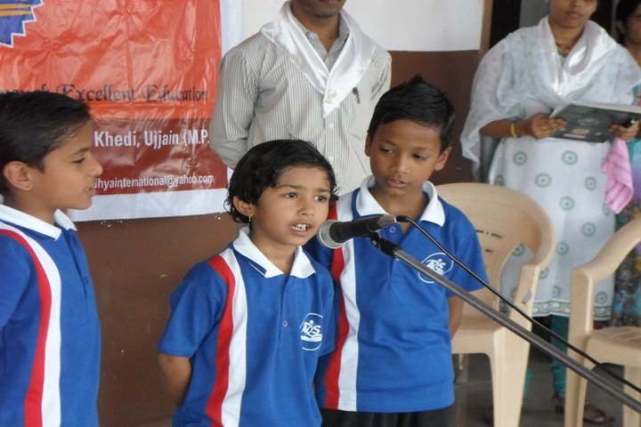 Aaradhya International School-Recitation