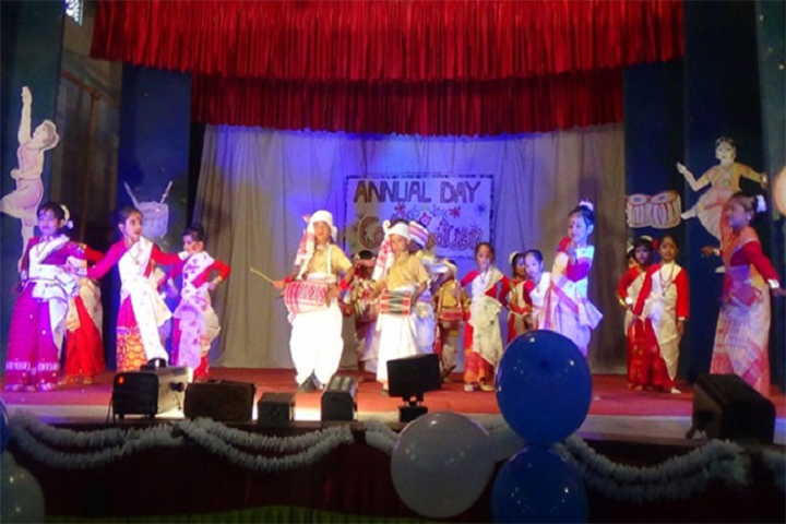 The Little Stars Senior Secondary School- Annual Day Celebrations