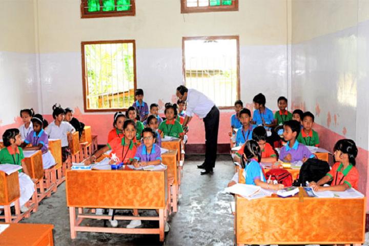The Little Stars Senior Secondary School- Classroom