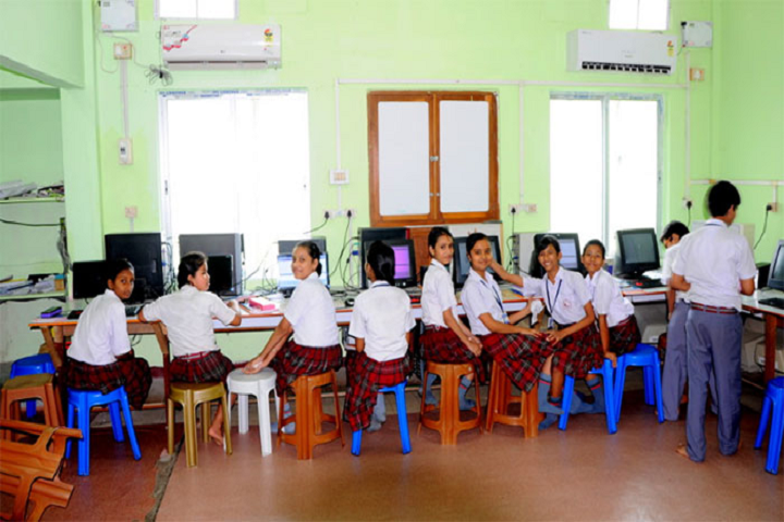 The Little Stars Senior Secondary School- Computer Lab
