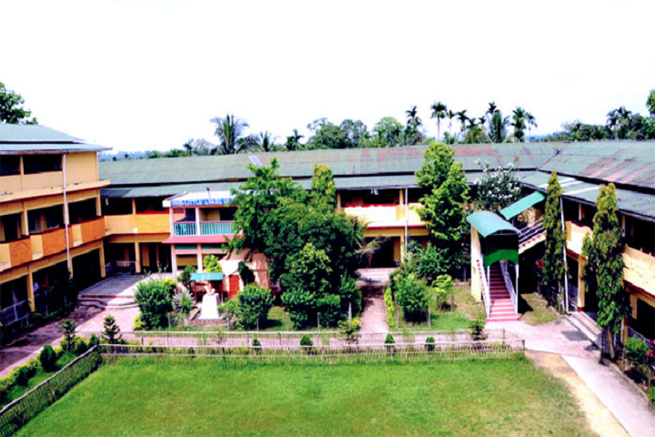 The Little Stars Senior Secondary School- School Campus