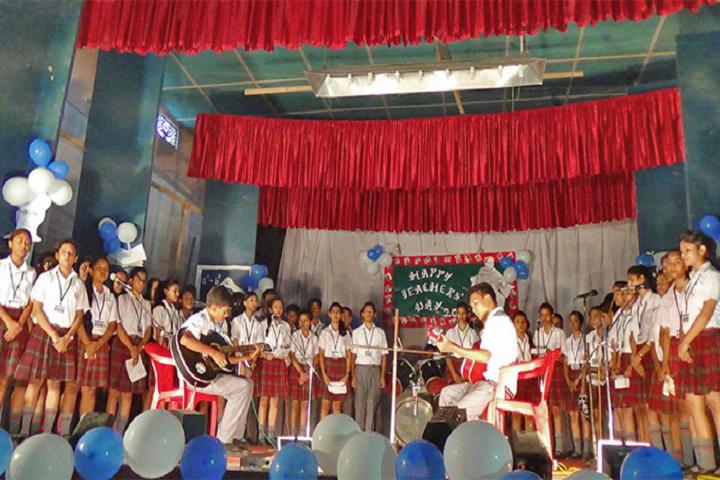 The Little Stars Senior Secondary School- Teachers Day Celebrations