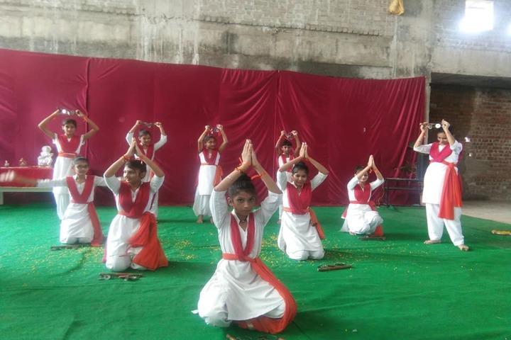 Abhyuday Vidyasthali-Dancing Activity