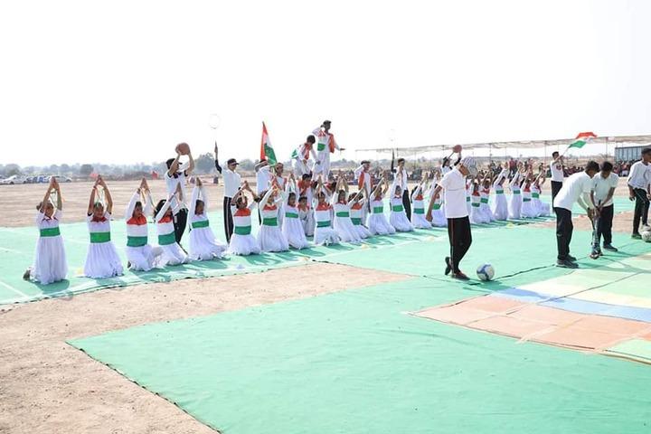 Abhyuday Vidyasthali-Independence Day