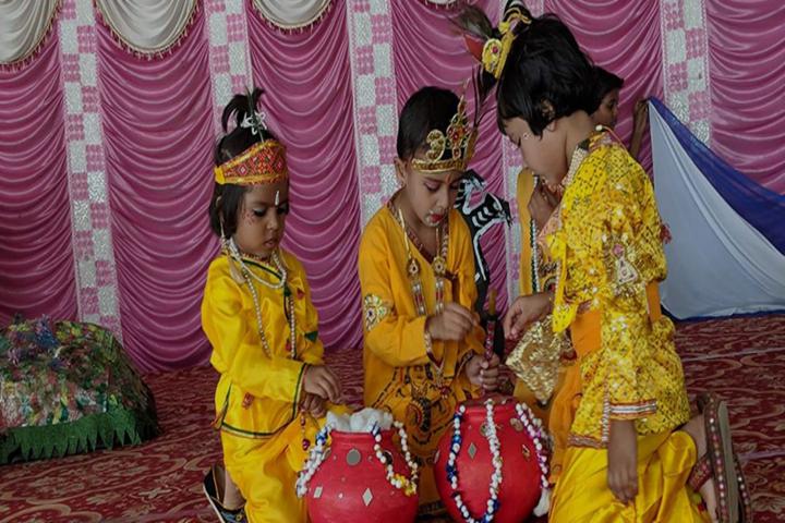 Abhyuday Vidyasthali-Krishnastami Celebrations