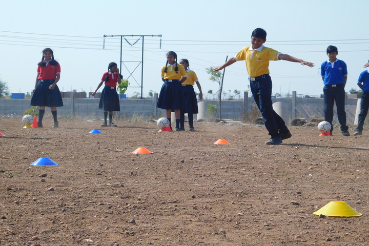 Abhyuday Vidyasthali-Sports