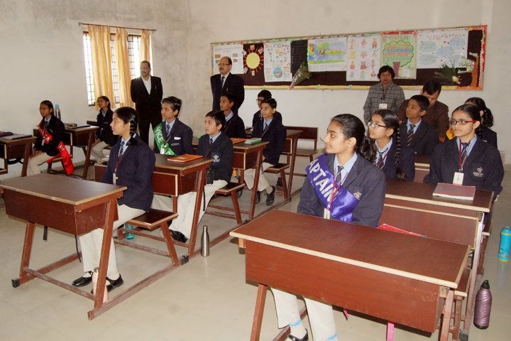 Academic Heights Public School-Classroom