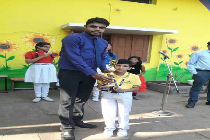 Academic Heights Public School-Annual Prize Distribution