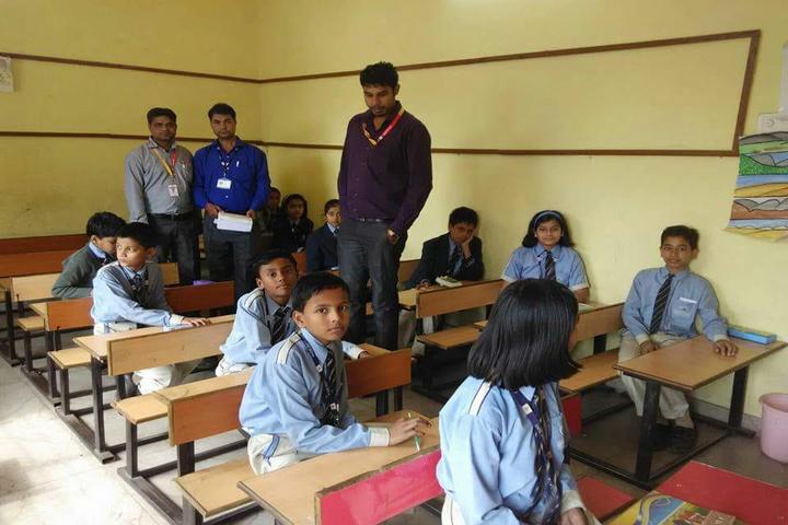 Academic Heights Public School-Classroom