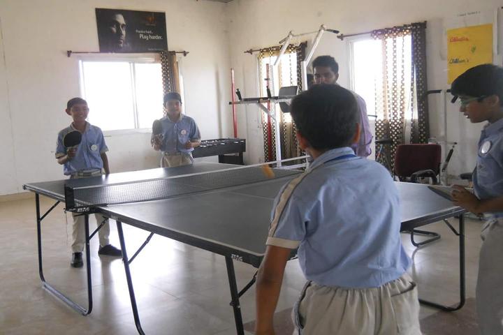 Academic Heights Public School-Indoor Games